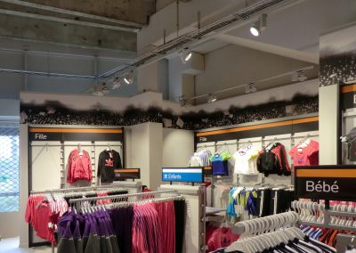 adidas Concept Store, Clayes-sous-bois