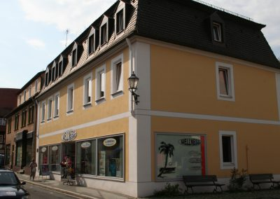 Wohnhausrenovierung Neustadt/Aisch