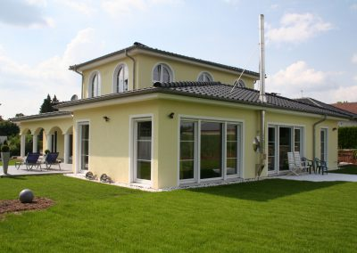 Einfamilienhaus, Hammerbach