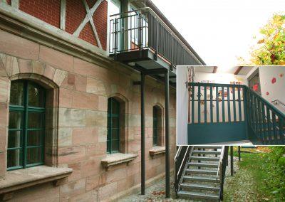 Kutscherhaus, Stein