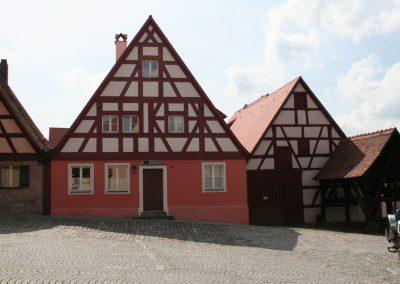 Fachwerkhaus, Rosstal