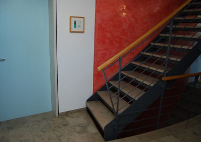 Treppenhaus privat, Emskirchen