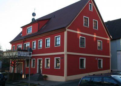Wohn- und Geschäftshaus, Wilhelmsdorf