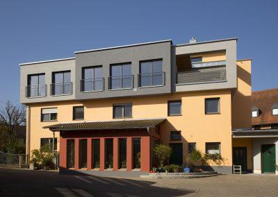 Mehrgenerationenwohnhaus mit Hofladen, Egersdorf