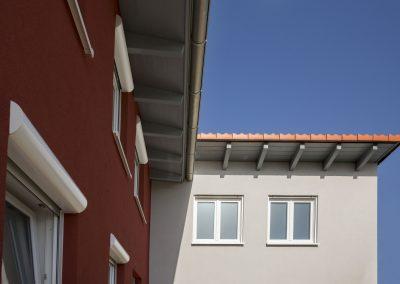 Wohnhaus mit Hanfdämmung, Ebersbach