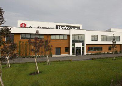 Brauereigebäude Hofmann, Pahres