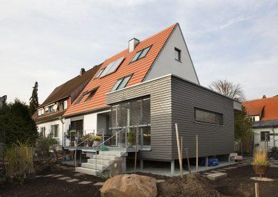Wohnhaus mit Hanfdämmung, Uttenreuth