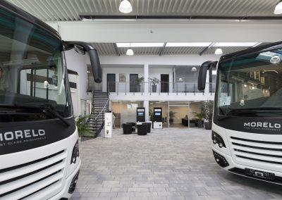 Reisemobilhersteller Morelo, Attelsdorf