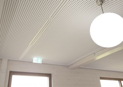 Bürogebäude Fa. Vogl Deckensysteme