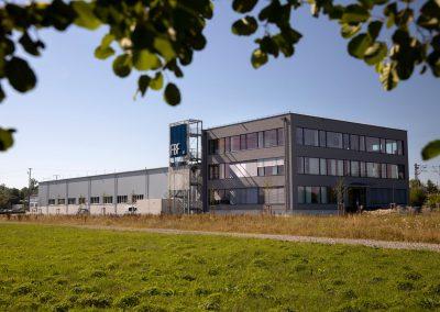 Betriebsgebäude FBF, Neustadt/Aisch