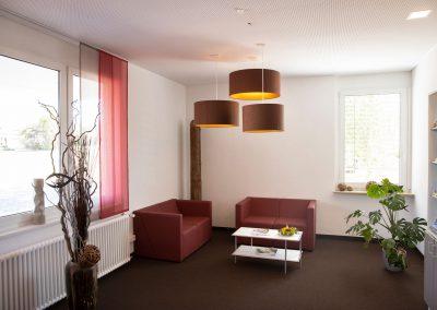 Empfang Gästehaus Diakoniegemeinschaft Puschendorf